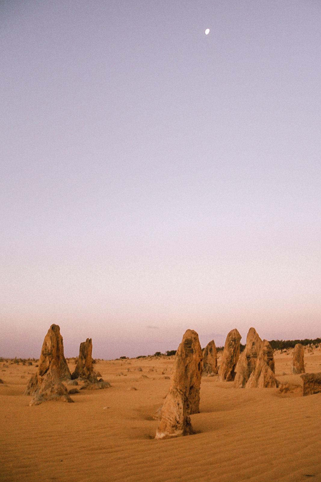 Purple Pinnacles