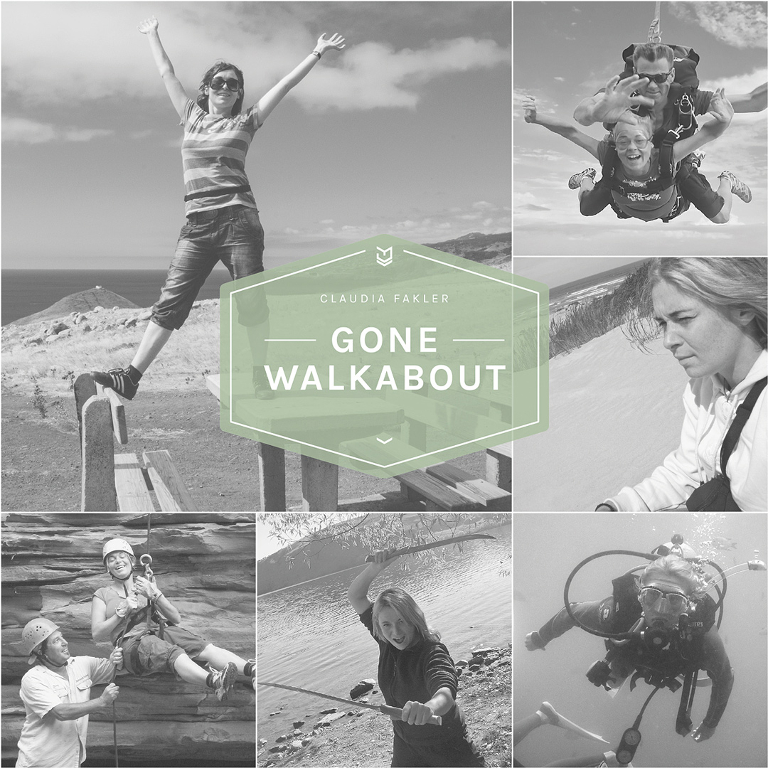 Gone Walkabout
