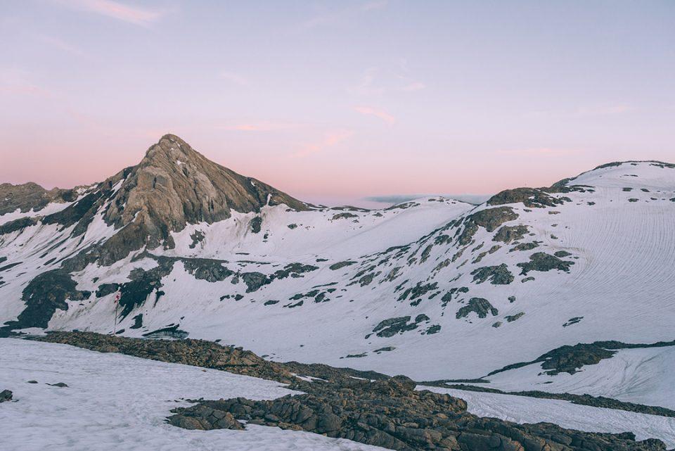Schesaplana & Brandner Gletscher, Vorarlberg