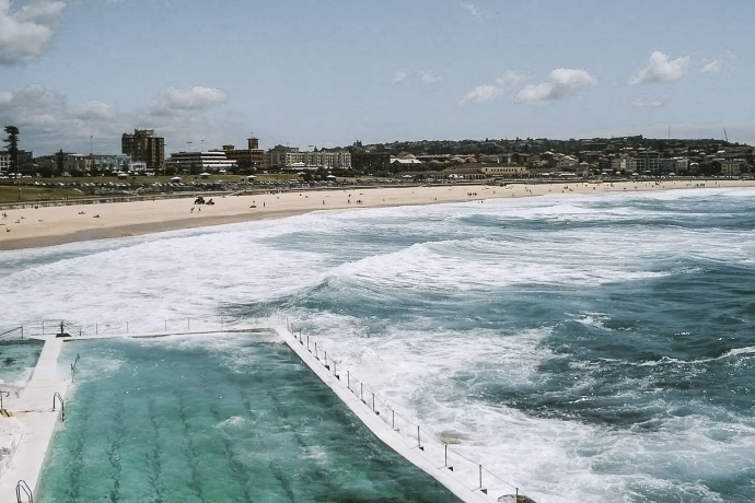 Sydneys Bondi Beach