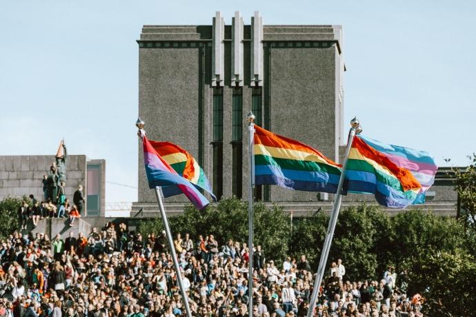 Gay Pride Reykjavík – Island unterm Regenbogen