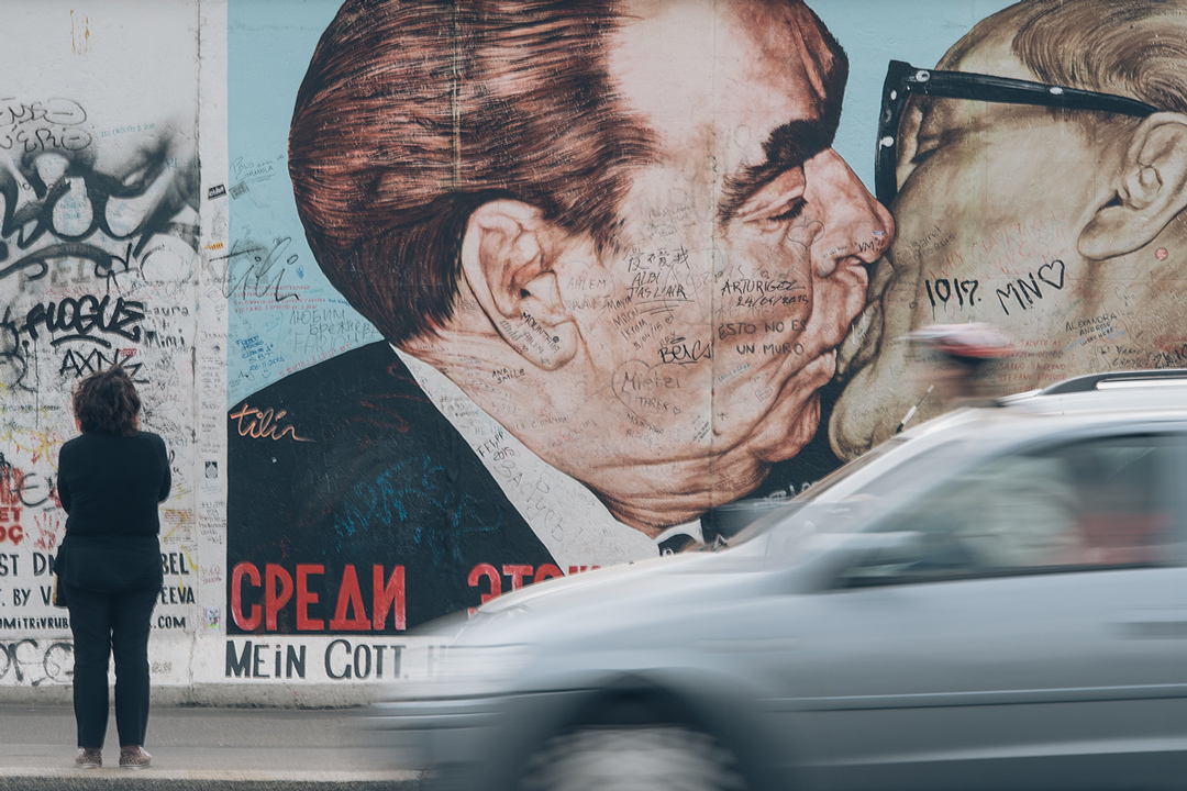East Side Gallery – Berlin
