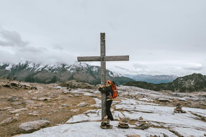2-Tagestour: Über den Lötschenpass ins Wallis