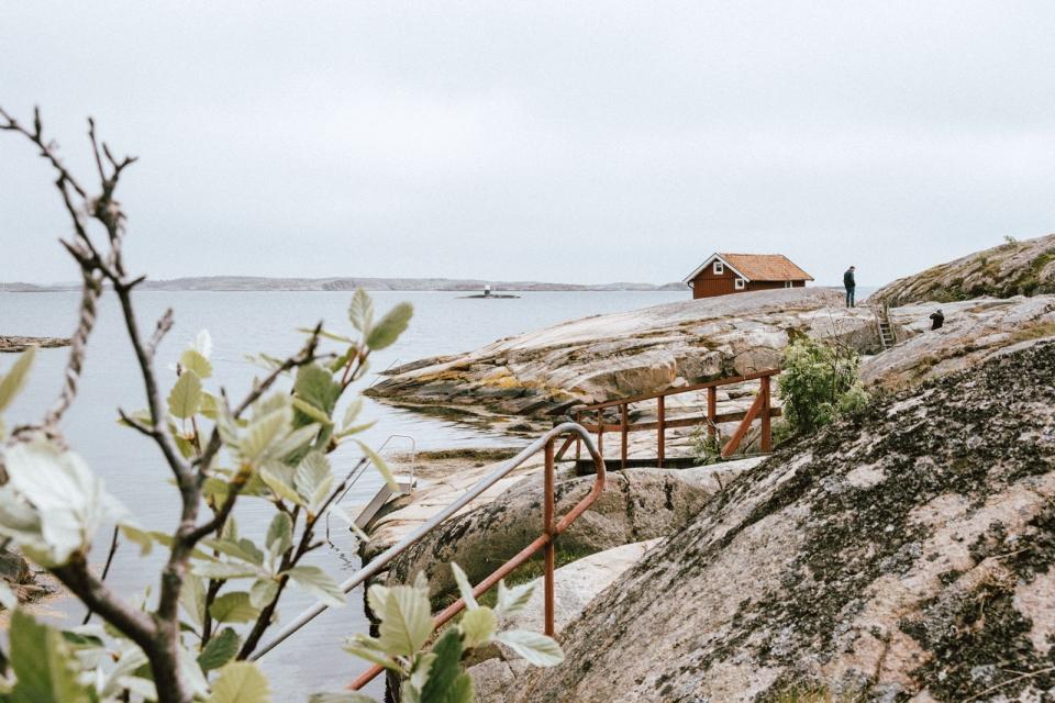 Schweden quergeschnitten: Stadt, Land … Fischerdorf