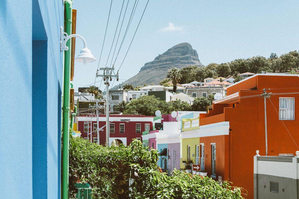 Bo-Kaap in Kapstadt – blühende Regenbogennation
