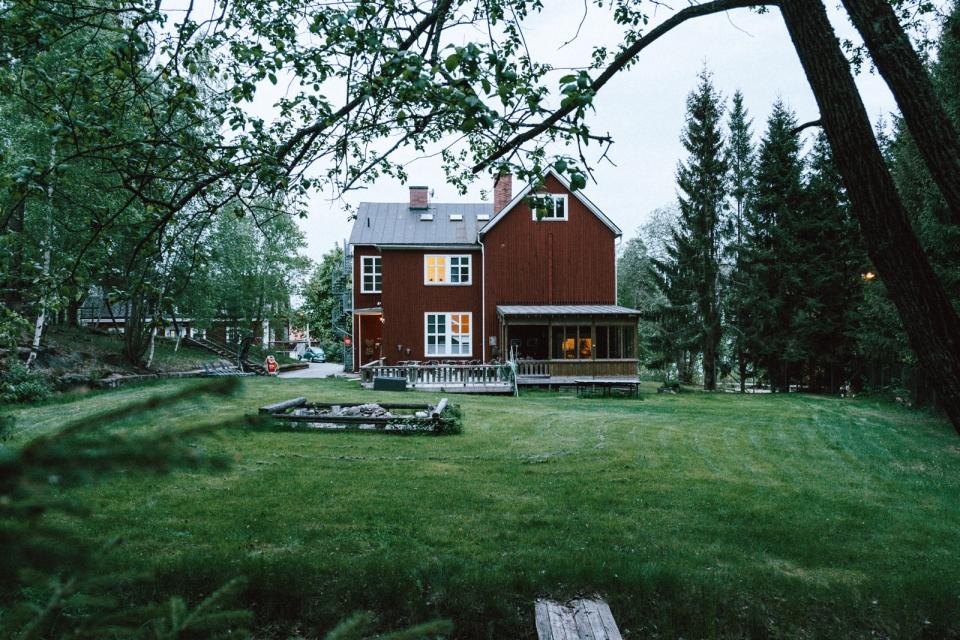 Schweden quergeschnitten: Stadt, Land … See