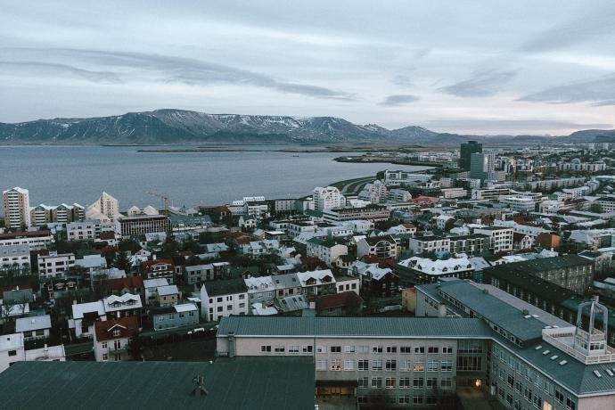 Hallo Reykjavik! Bis ganz bald Island …