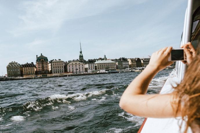 Stockholm: Stadt, Land … Schären