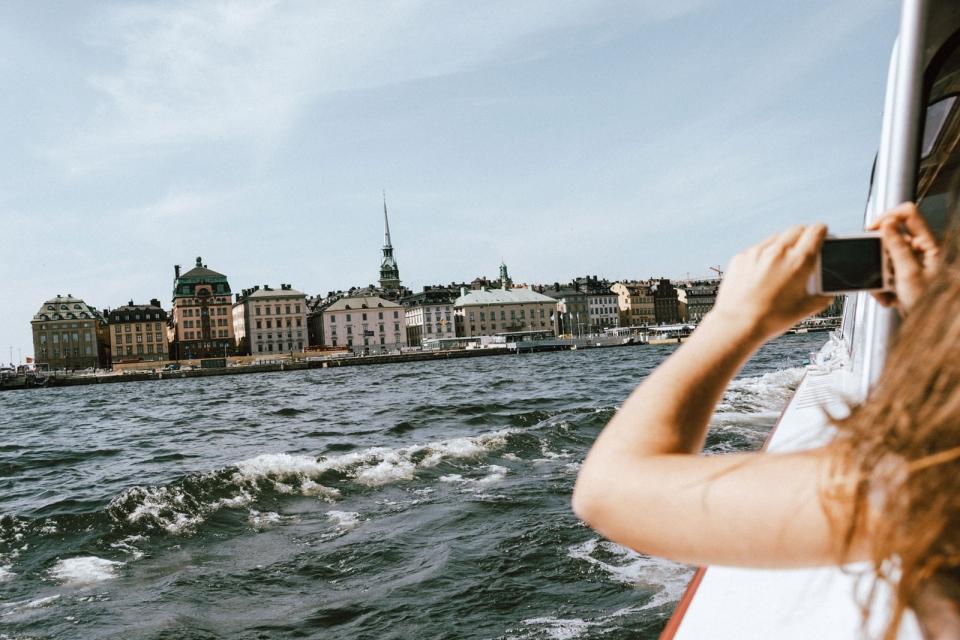 Schweden quergeschnitten: Stadt, Land … Schären