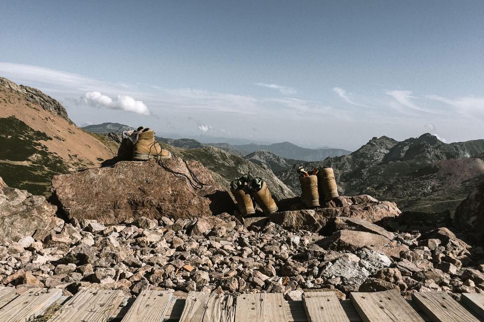 GR20 Korsika – Planen & Packen