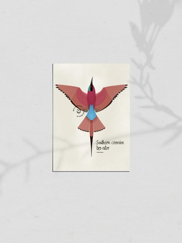 gw-shop-postcard-carmine-beeeater-01