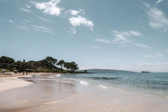 South Maui – die schönsten Strände Hawaiis