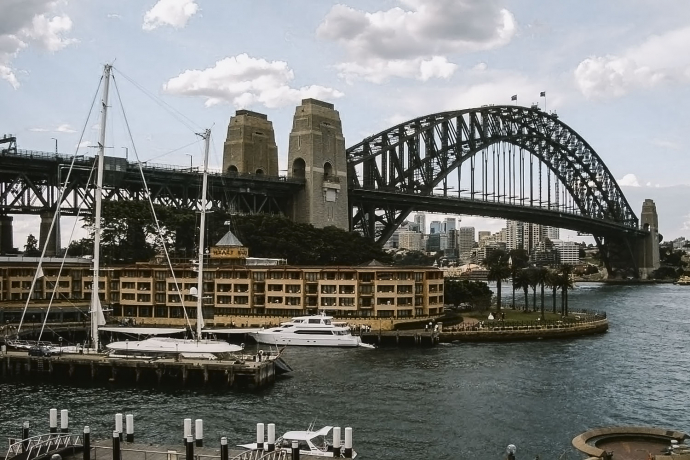 Sydney or the bush!